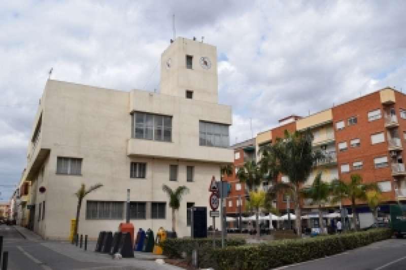 Ayuntamiento de Vilamarxant. / EPDA