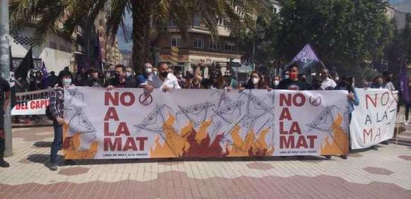 Manifestació/EPDA