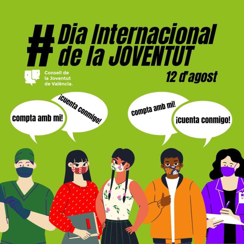 Dia Internacional de la Joventut 2020. CJV../EPDA