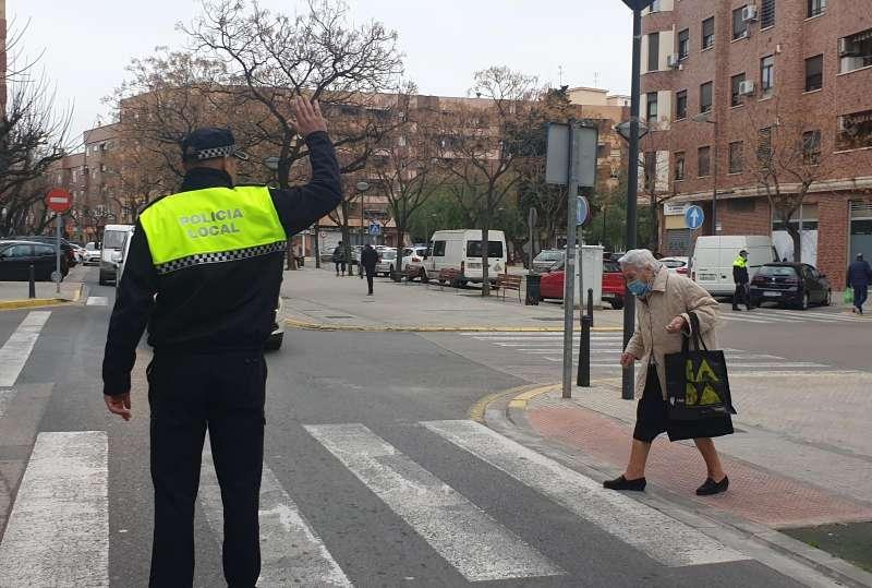 Seguretat Viaria en Alaquàs. EPDA