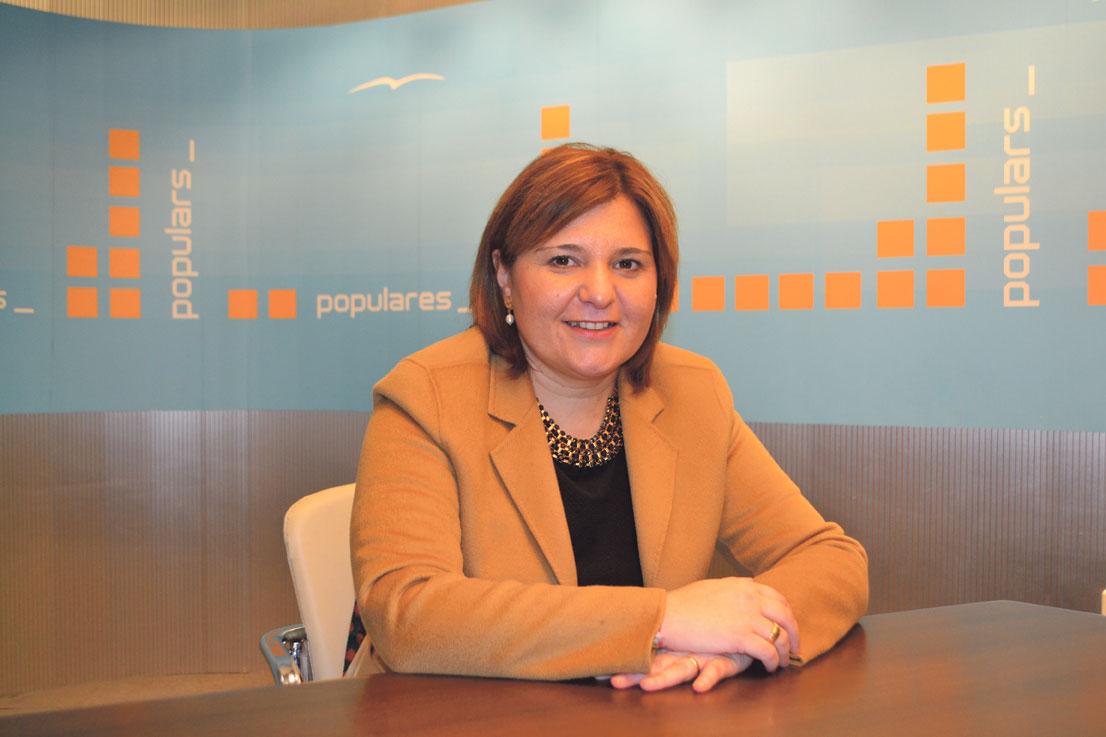 Isabel Bonig. FOTO EPDA