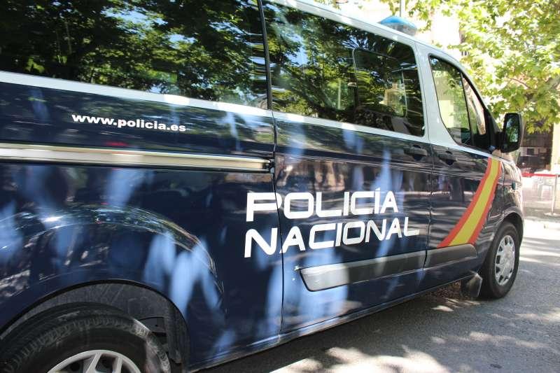 Imagen de archivo de la Policía Nacional