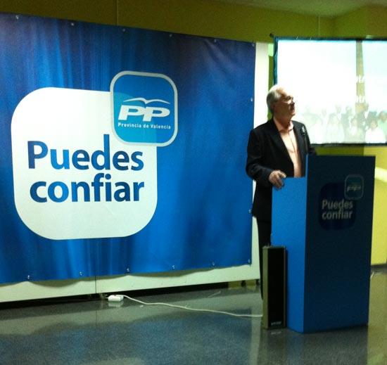 El candidato. FOTO EPDA