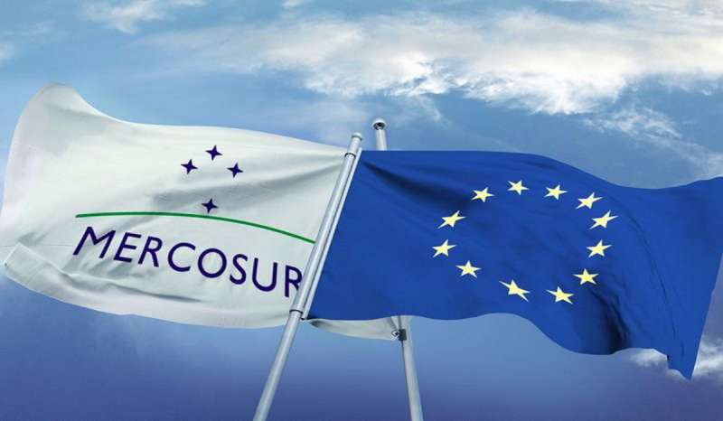 Acuerdo entre la Unión Europea y Mercosur.