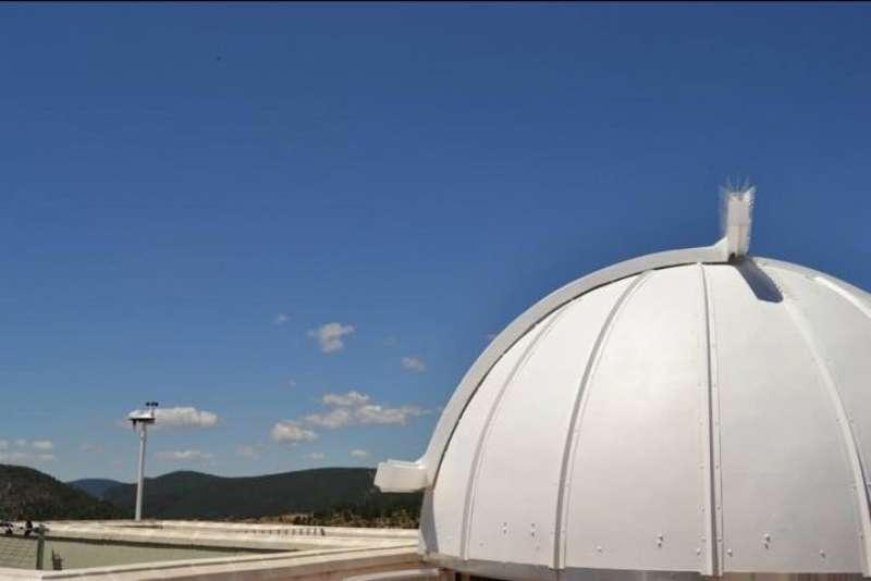 Observatorio de la Escuela de Cosmofísica. EPDA.