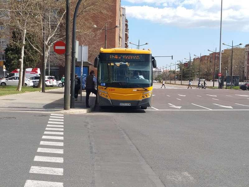 Bus de Xirivella-València.