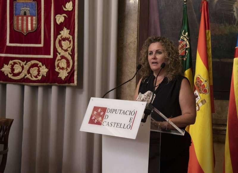 Cristina Fernández, portavoz de Cs en la Diputación de Castellón / EPDA