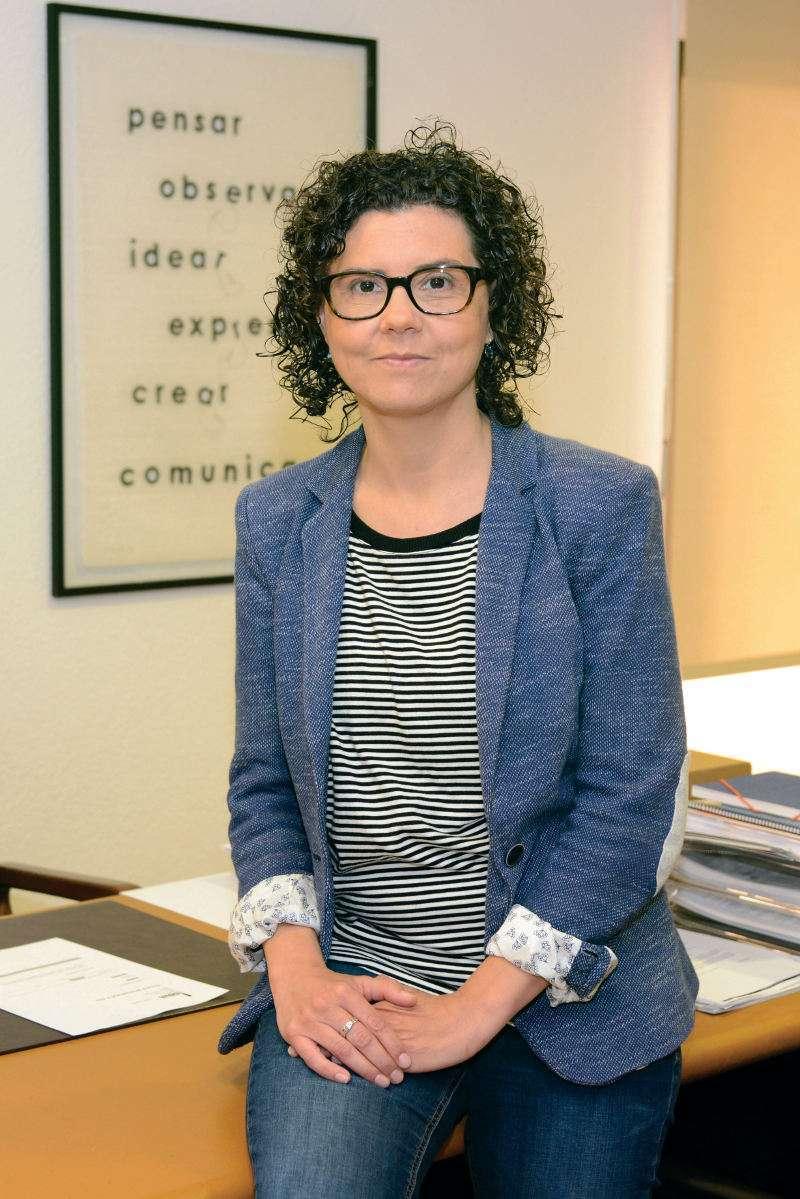 Alcaldesa de Paiporta. EPDA