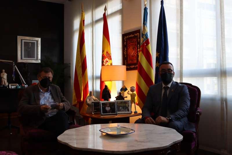 José Benlloch i Manuel Gomicia/EPDA
