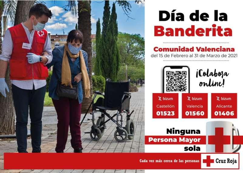 Baderita. Fuente: Cruz Roja.