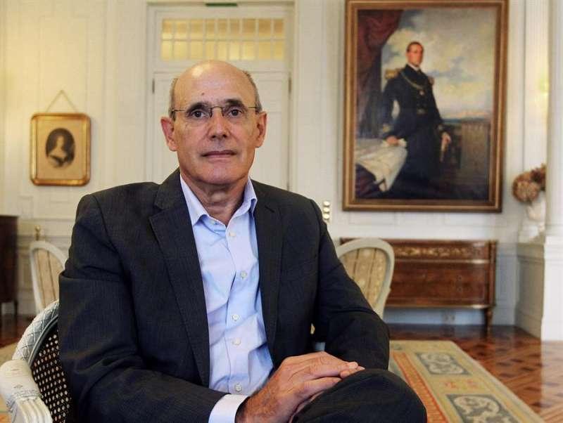 El exdirector del Departamento de Salud de la OMS Rafael Bengoa. EFE/Esteban Cobo./Archivo