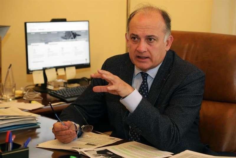 El secretario para la Unión Europea y Relaciones Externas, Joan Calabuig