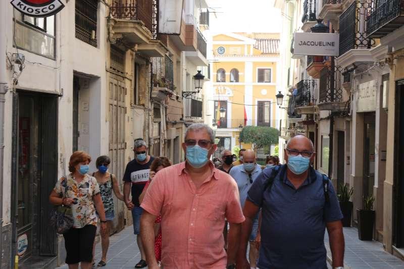 Las mascarillas son esenciales para evitar contagios