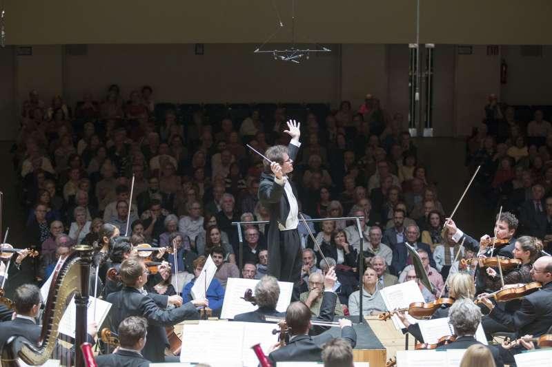 La Bamberger Symphoniker. EPDA