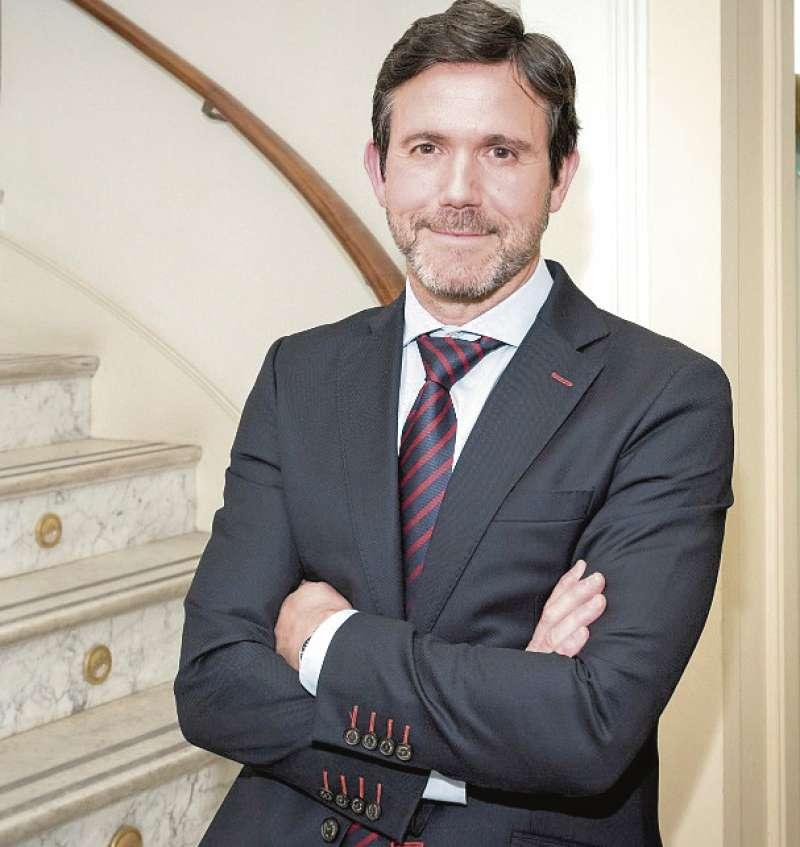 Rafael Torres, presidente de Confecomerç.