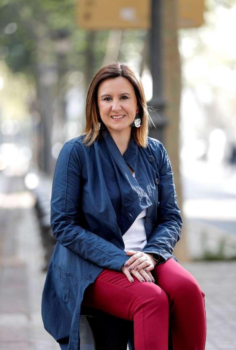 La candidata popular a la alcaldía de València, María José Catalá. EFE/Archivo