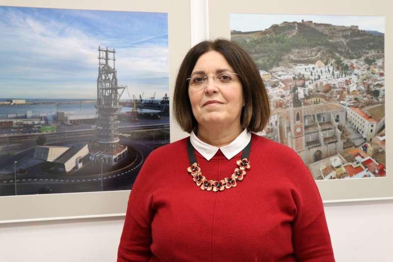La concejala de Participación Ciudadana, Ana María Quesada.