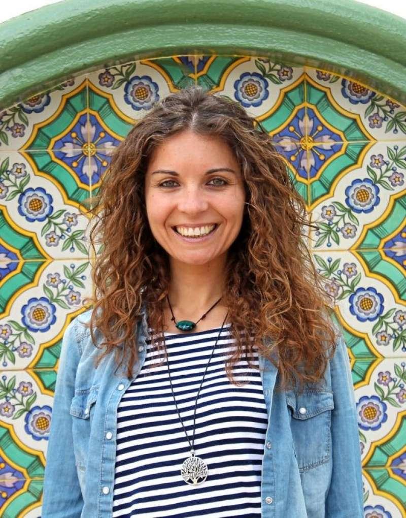 Melisa López, autora de