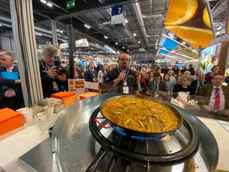 Show cooking de Joan Clement