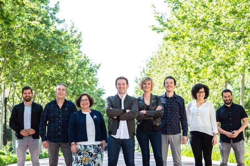Candidatura de Compromís per Castelló en las elecciones municipales. EFE/Compromís