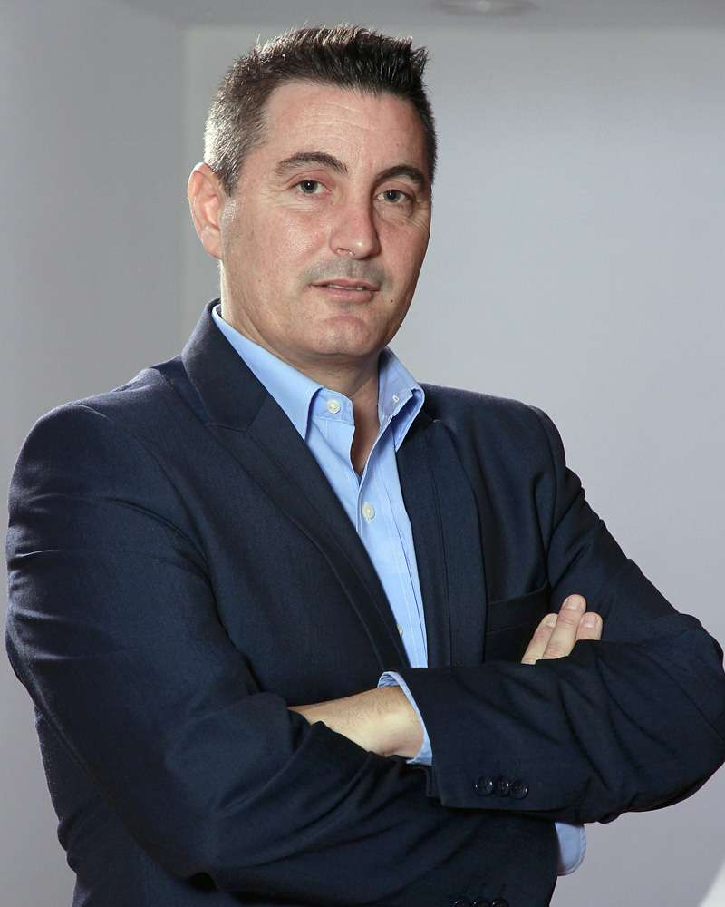Rubén Vaquero.