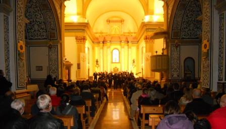 Imagen del concierto. FOTO: EPDA