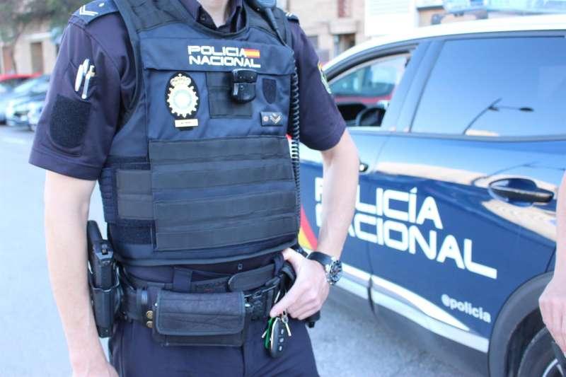 Imagen cedida por la Policía Nacional. / EPDA