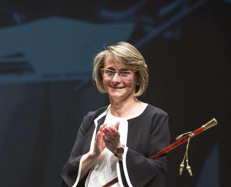 La rectora de la Universitat Jaume I de Castelló, Eva Alcón. EFE/Archivo