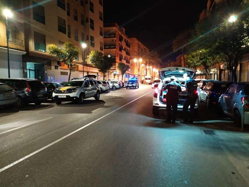 La Policía Local de Alaquàs. EPDA