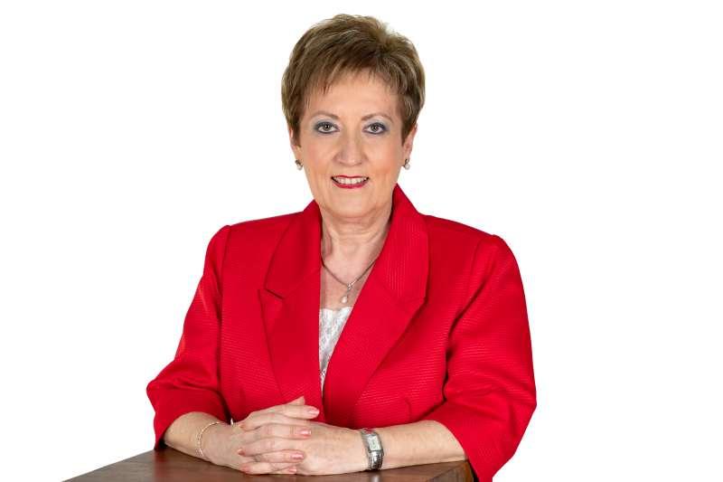 La candidata socialista en El Puig. EPDA