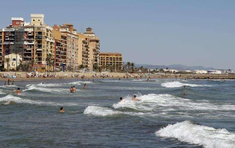Playa de Alboraya