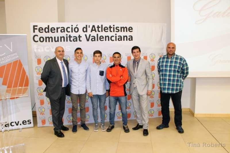 Evento deportivo celebrado en Valencia. EPDA