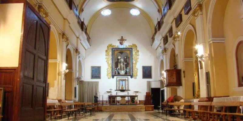 El convent de Santa Clara de Xàtiva. EPDA