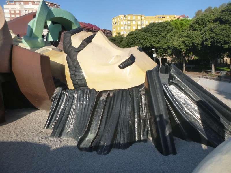 Parque Gulliver en una imagen de archivo. EPDA