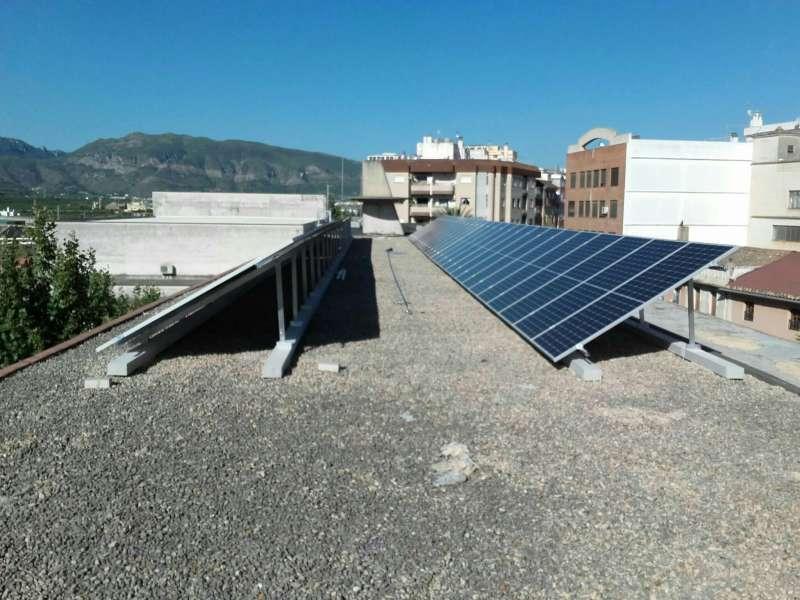 Panells solars/EPDA
