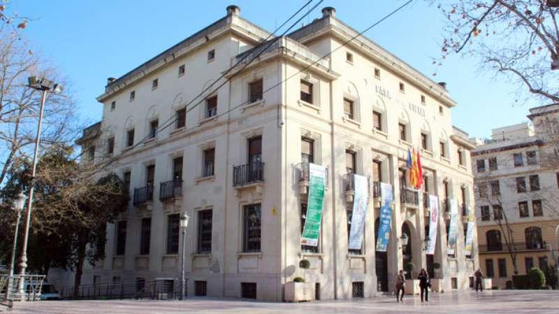 Ayuntamiento Xàtiva./EPDA.