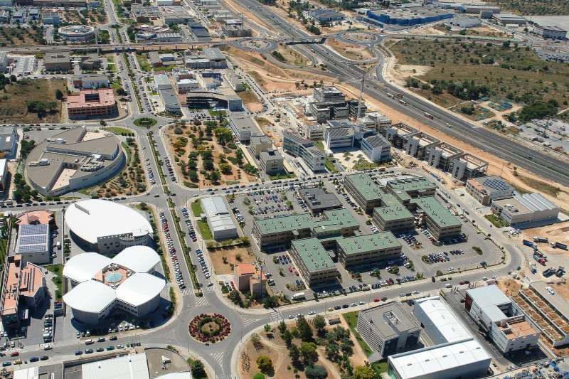 Parque tecnológico de Paterna