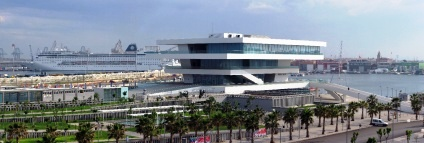 Puerto de Valencia. Foto EPDA