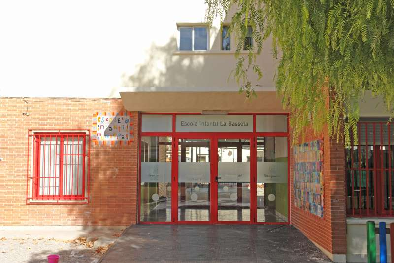 Escola Infantil de Benaguasil. / EPDA