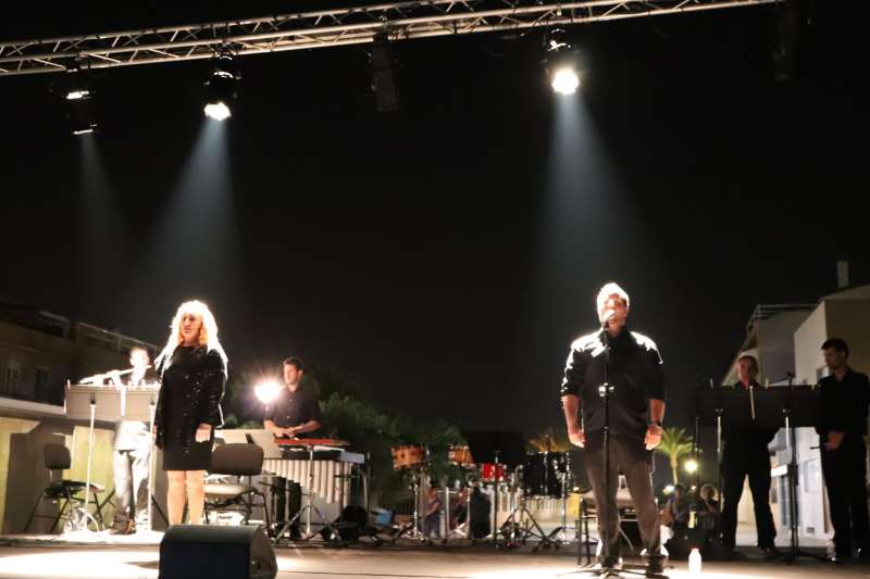 Una de las actuaciones en el marco del festival. EPDA