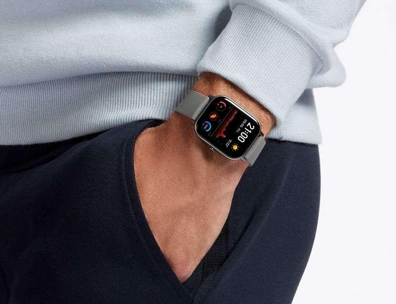 Amazfit GTS Reloj Smartwactch Deportivo