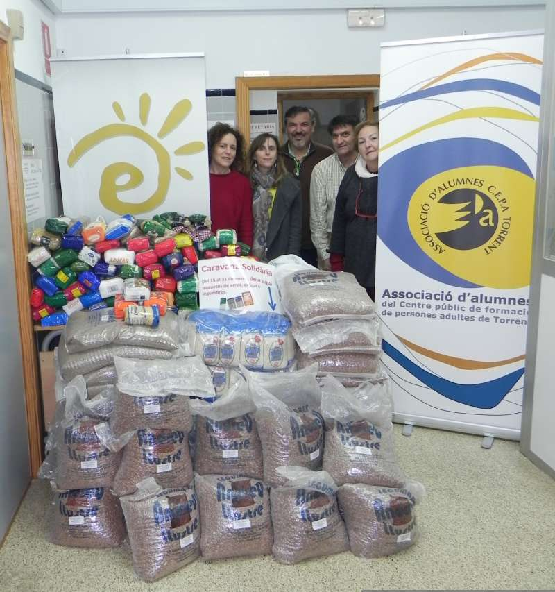 Campanya Solidària Sahra EPA Torrent