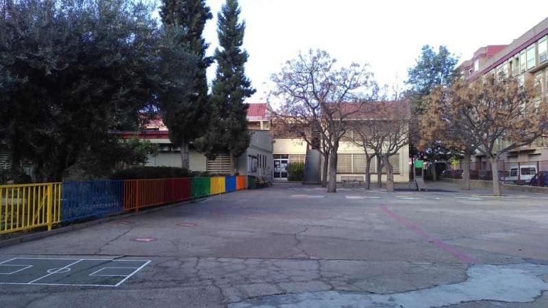 Colegio Lluis Vives de Massanassa. EPDA