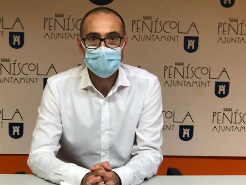 Juan Marcos regidor de Compromís Peñíscola