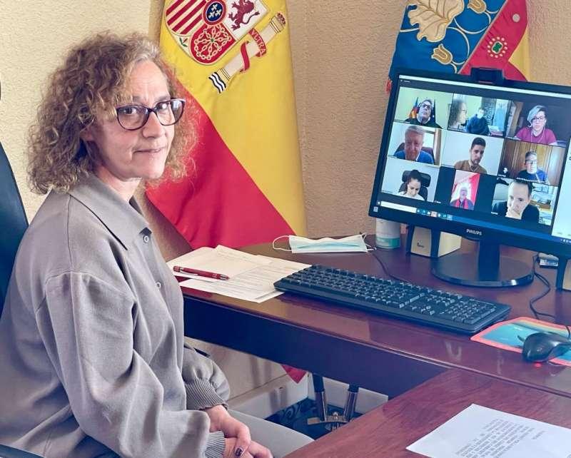 Marisa Almodóvar, presidenta de l