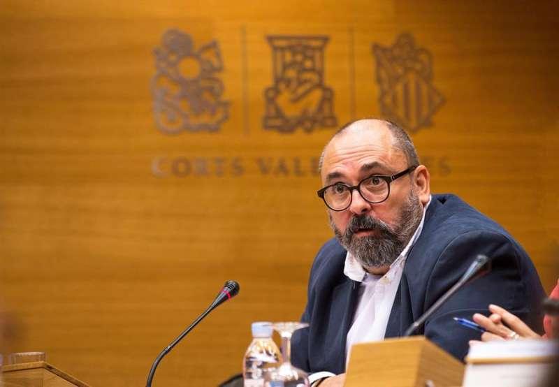 El secretario autonómico de Empleo, Enric Nomdedeu. - EFE