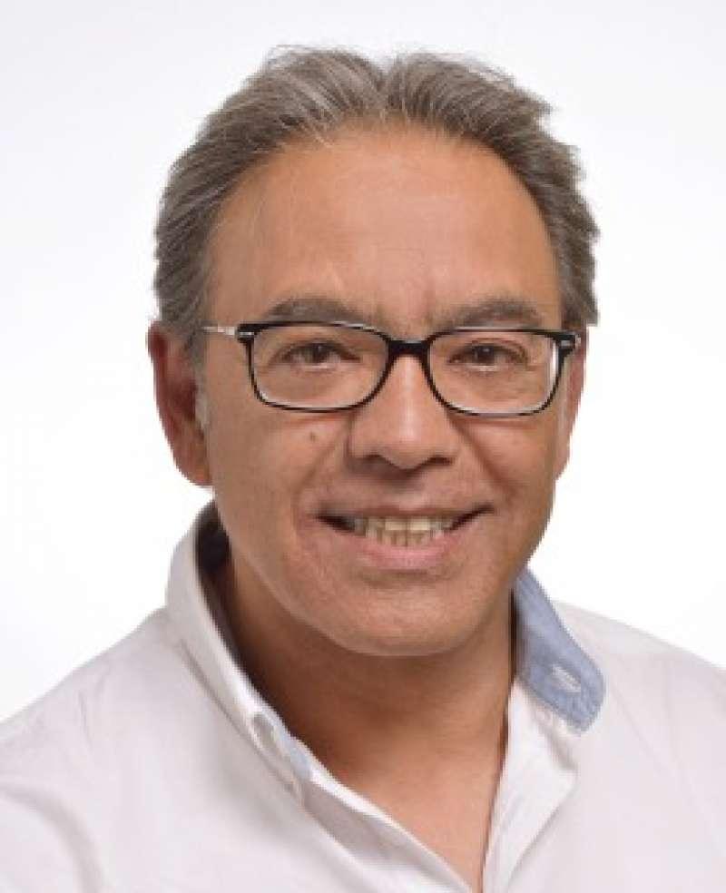 El portavoz en Les Corts del PSPV, Manolo Mata.