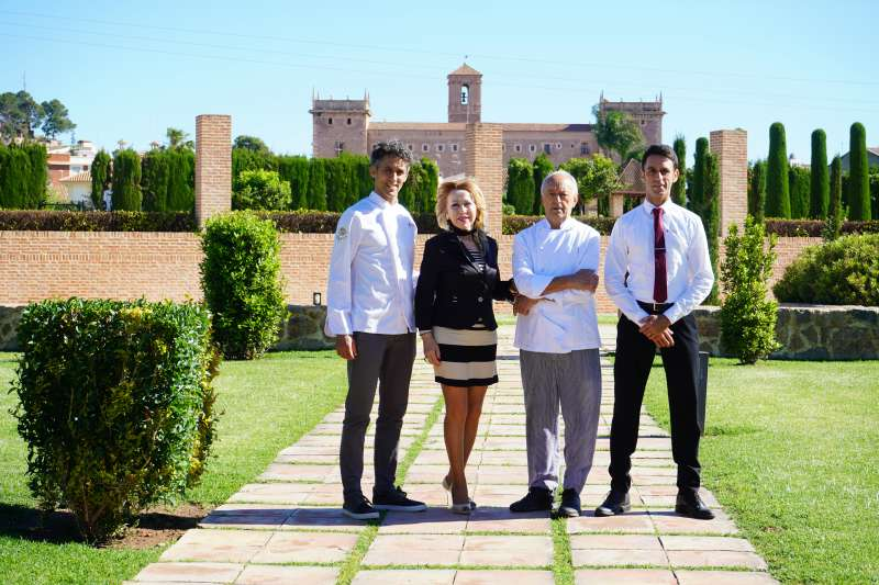 La familia Gil-Martínez al completo. EPDA