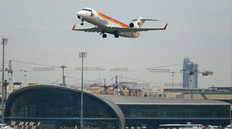 Aeropuerto de València. EPDA.