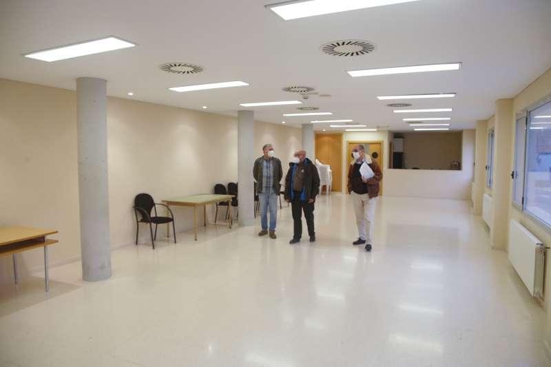 Cesión de los espacios municipales. / EPDA